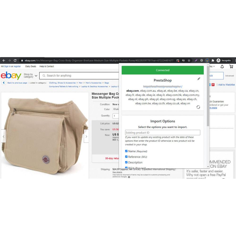 module - Importação & exportação de dados - Advanced Ebay Product Importer - 4