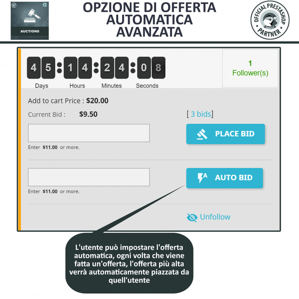 module - Aste - Asta Pro - Aste online e Offerte - 17