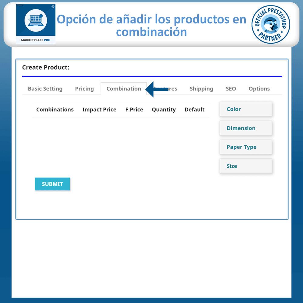 module - Creación de Marketplace - Multi Vendor Marketplace  - Marketplace Pro - 19