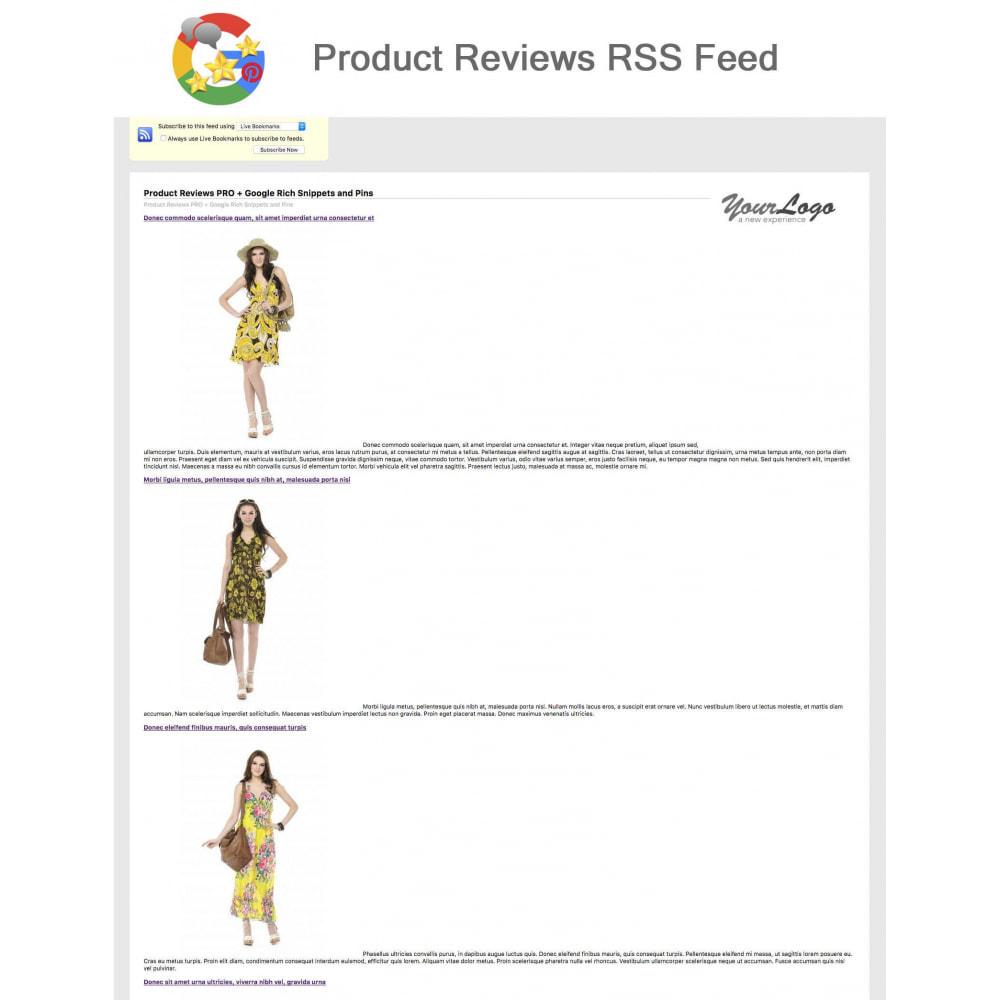module - Avis clients - Produit+Boutique Avis, Points fidélité, Google Snippets - 28