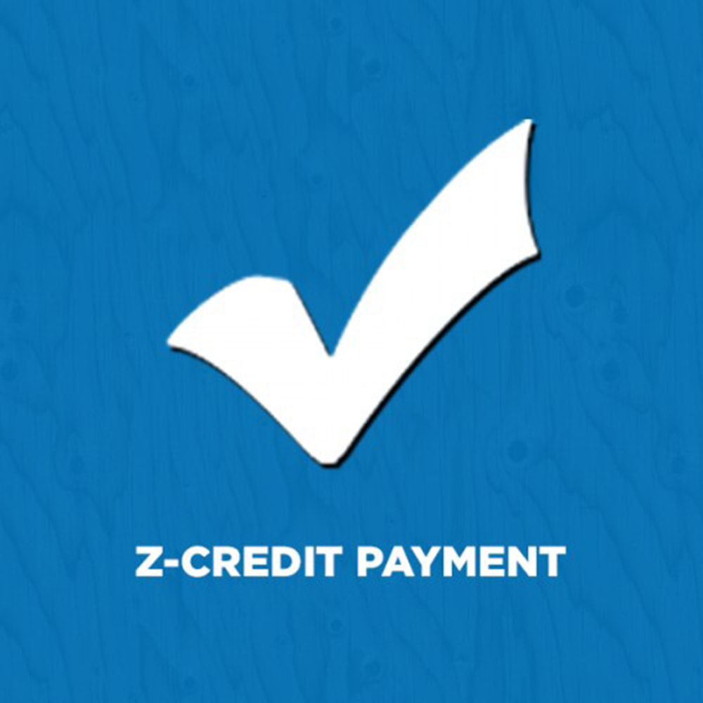 module - Payment by Card or Wallet - Z-Credit Payment - 1