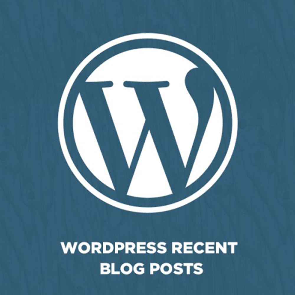 module - Blog, Forum & News - WordPress Recent Blog Posts - 1