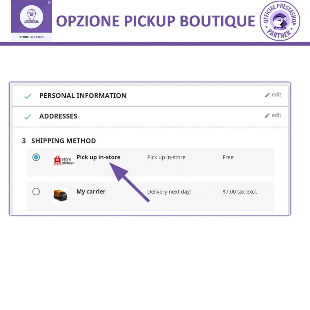 module - Lingue & Traduzioni - Localizzatore Store con Google Maps - 9