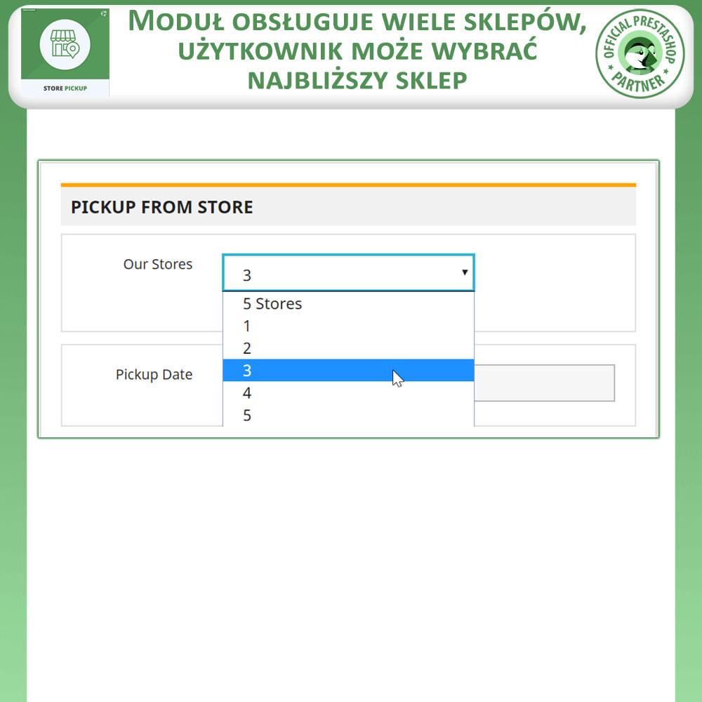 module - Paczkomaty & Odbiór w sklepie - Odbiór ze Sklepu - 3