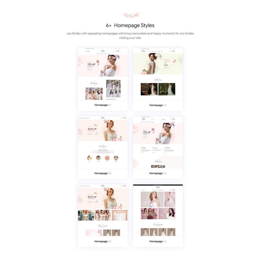 theme - Mode & Chaussures - Leo Bridey – Wedding Dress & Bridal Gown - 2