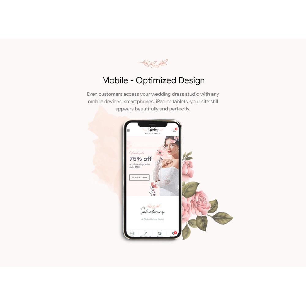 theme - Mode & Chaussures - Leo Bridey – Wedding Dress & Bridal Gown - 3