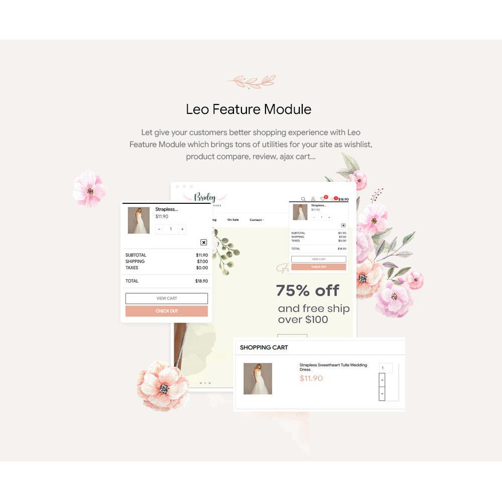 theme - Mode & Chaussures - Leo Bridey – Wedding Dress & Bridal Gown - 4