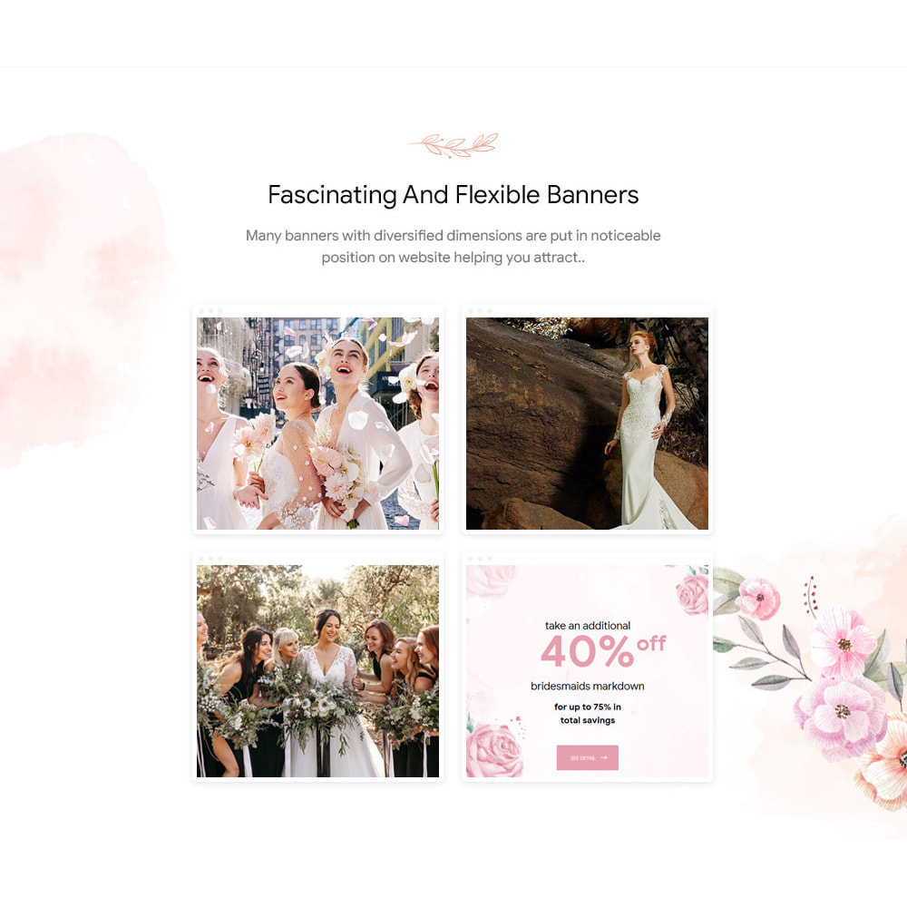 theme - Mode & Chaussures - Leo Bridey – Wedding Dress & Bridal Gown - 10