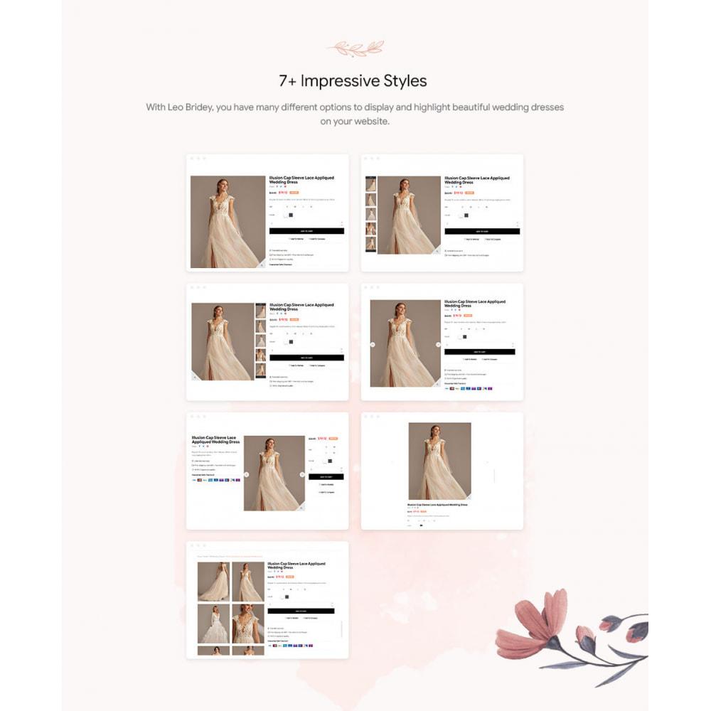 theme - Mode & Chaussures - Leo Bridey – Wedding Dress & Bridal Gown - 12