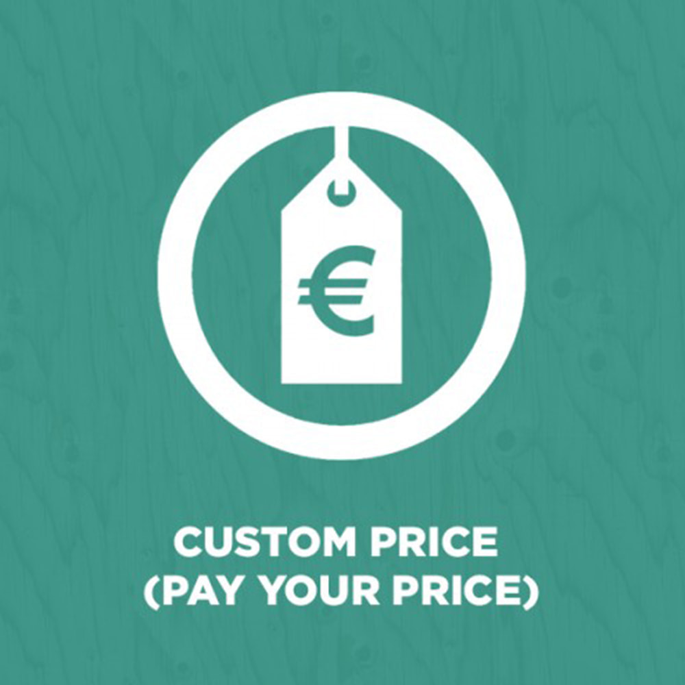 module - Управление ценами - Custom Price (Pay Your Price) - 1