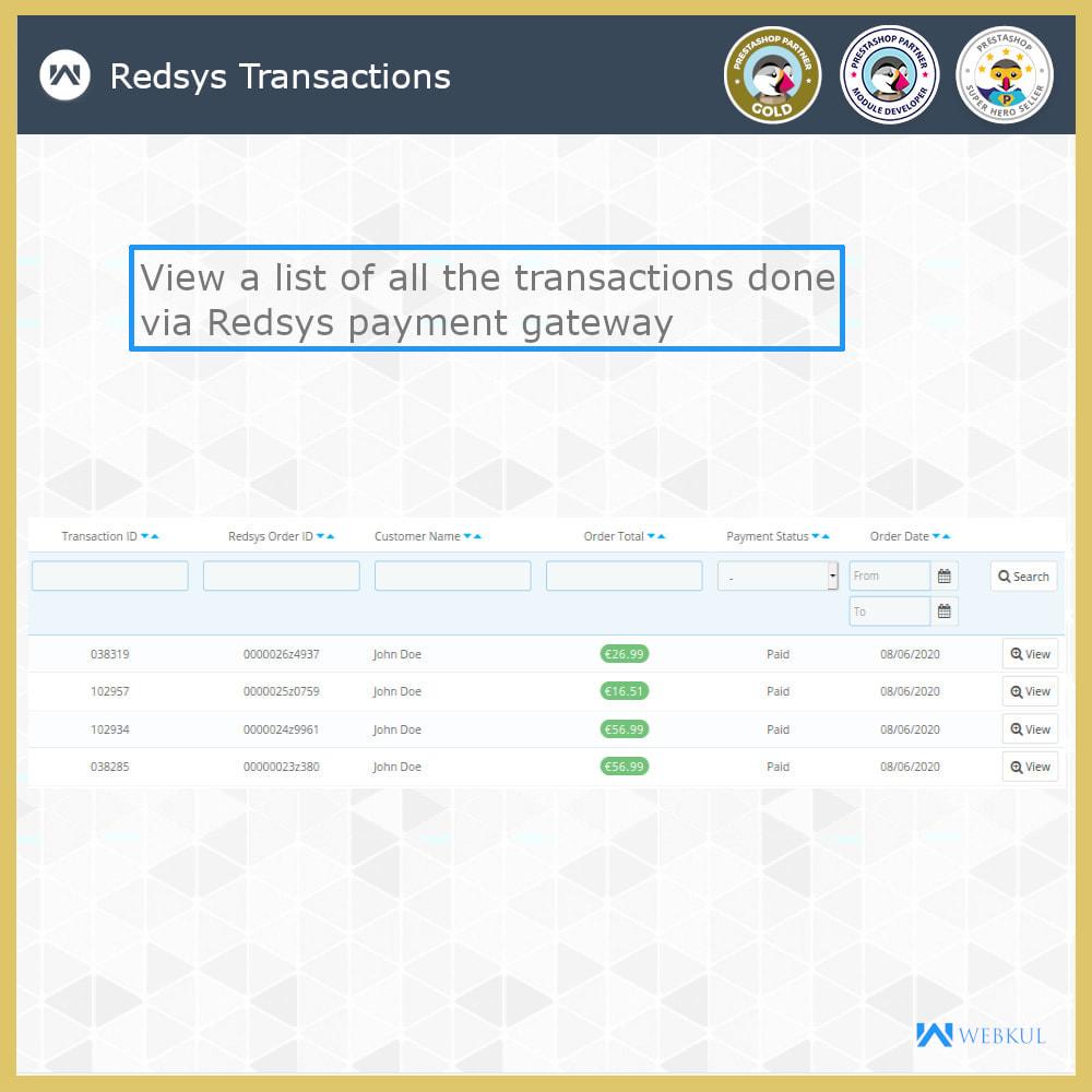module - Płatność kartą lub Płatność Wallet - Redsys Payment Gateway - 7