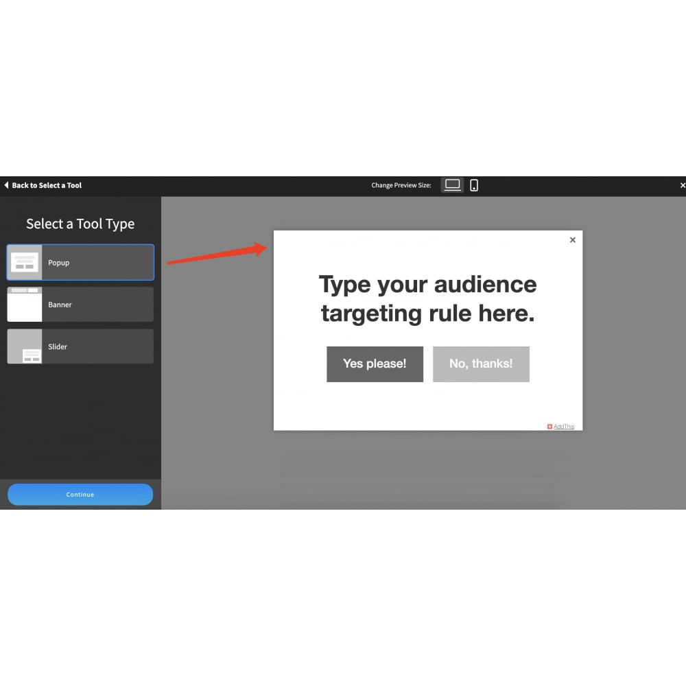 module - Widgets sozialer Netzwerke - Advanced Social Media Share Side Bar Links Buttons - 8