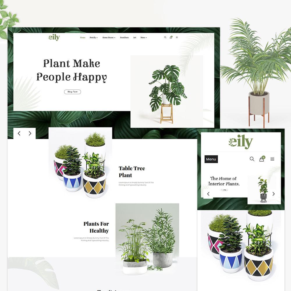 theme - Art & Culture - Eily Pot–Plant Decor Shop - 1
