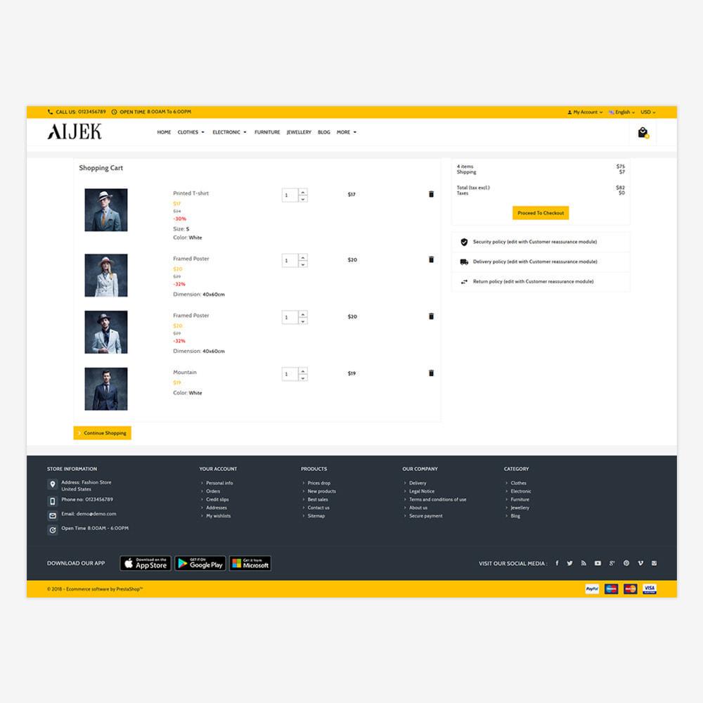 theme - Moda & Calzature - Aijek - Fashion Mega Shop - 5