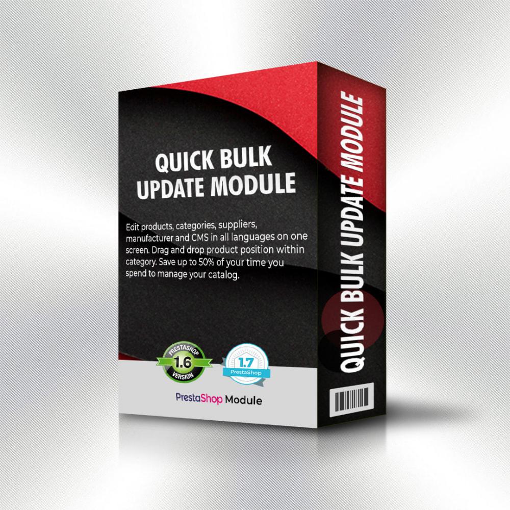 module - Quick Eingabe & Massendatenverwaltung - Quick Bulk Editor - 2