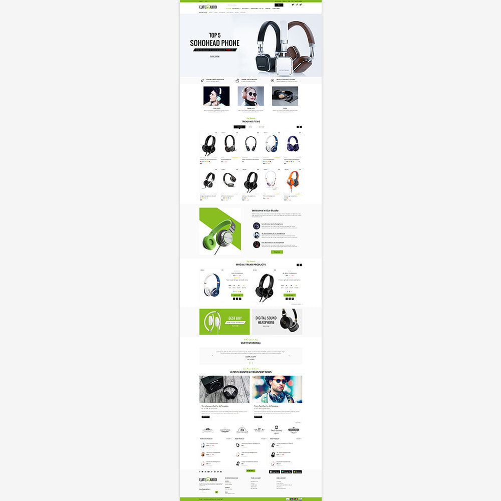 theme - Elettronica & High Tech - Elite Audio – The Electronic Store - 2