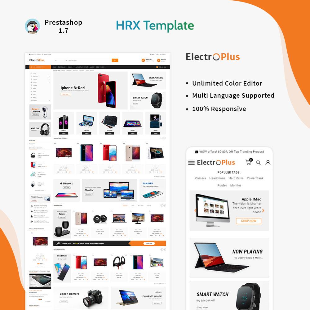 theme - Elektronik & High Tech - Mega Mall Electro Plus – Electronices Shop - 1