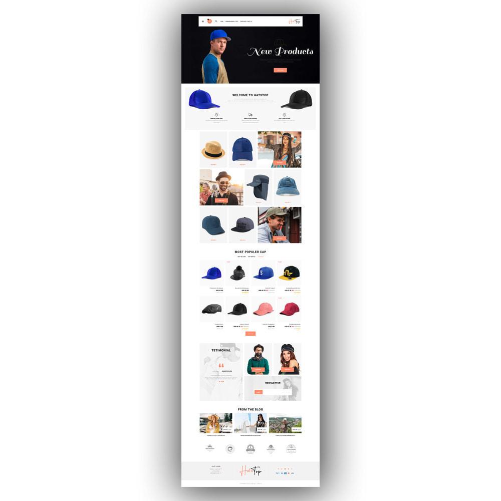 theme - Mode & Chaussures - Hatstop - Cap Store - 8