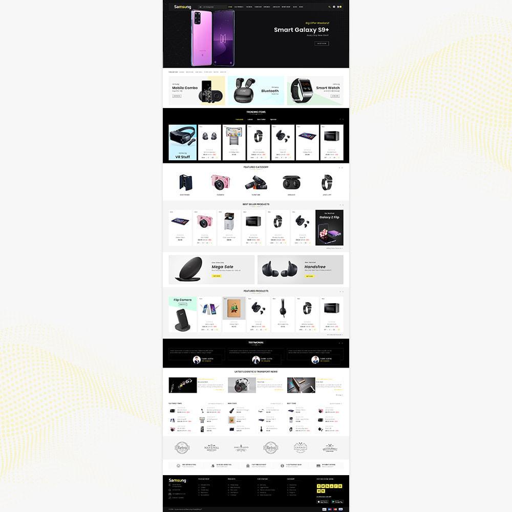 theme - Elektronika & High Tech - Electro– Electronic Boost Smart Shop - 2