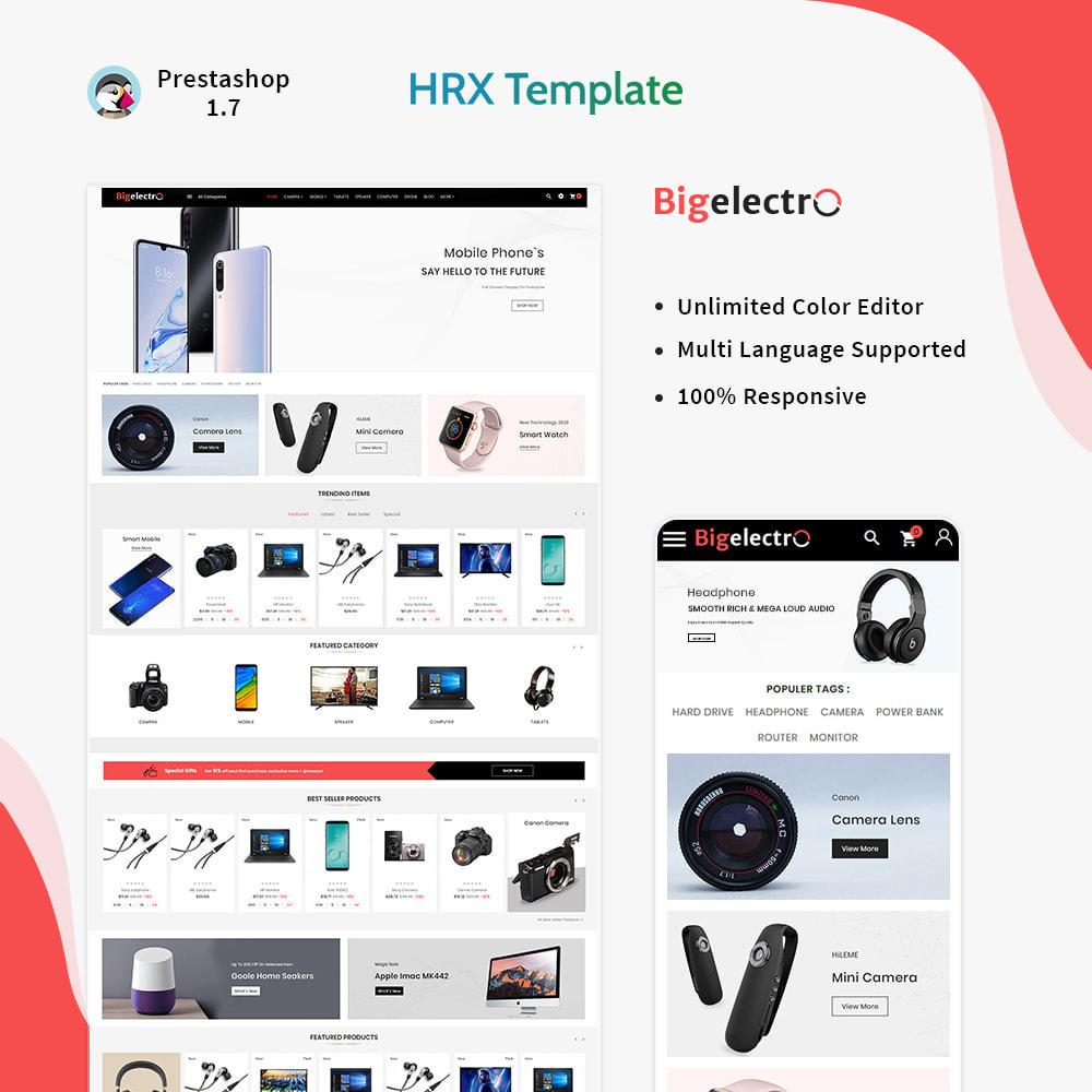theme - Elettronica & High Tech - Electronics - Best digital Store - 1