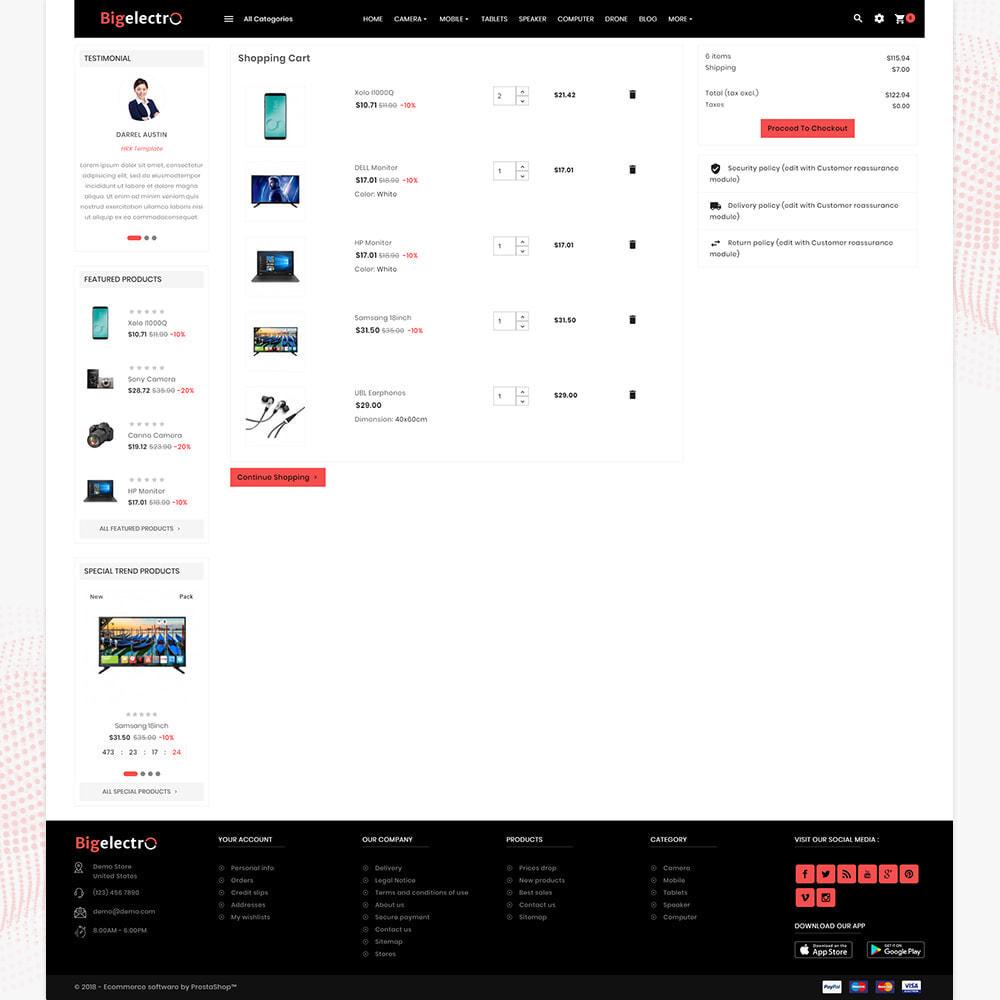 theme - Elettronica & High Tech - Electronics - Best digital Store - 5