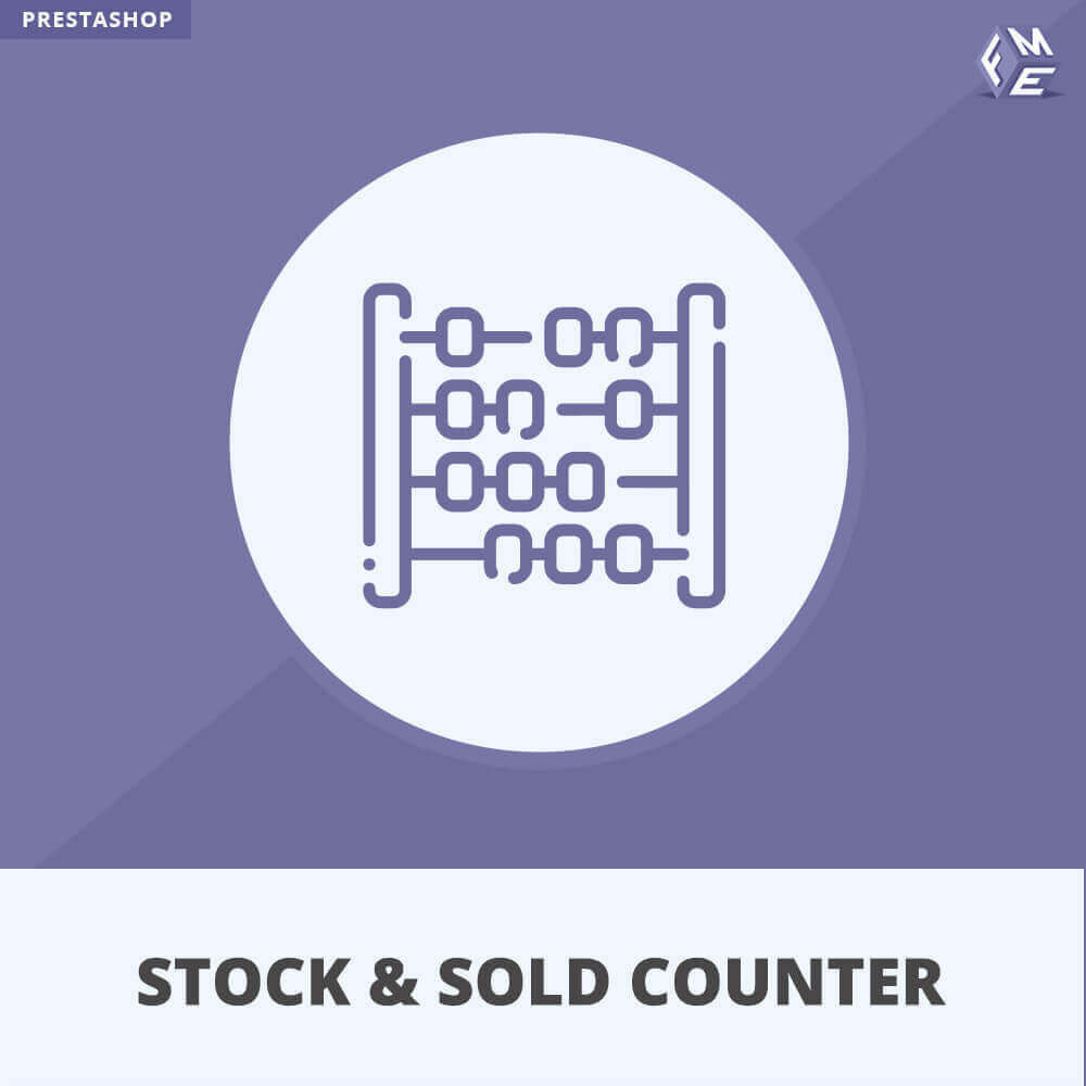 module - запасов и поставщиков - Счетчик запасов и проданных товаров - 1