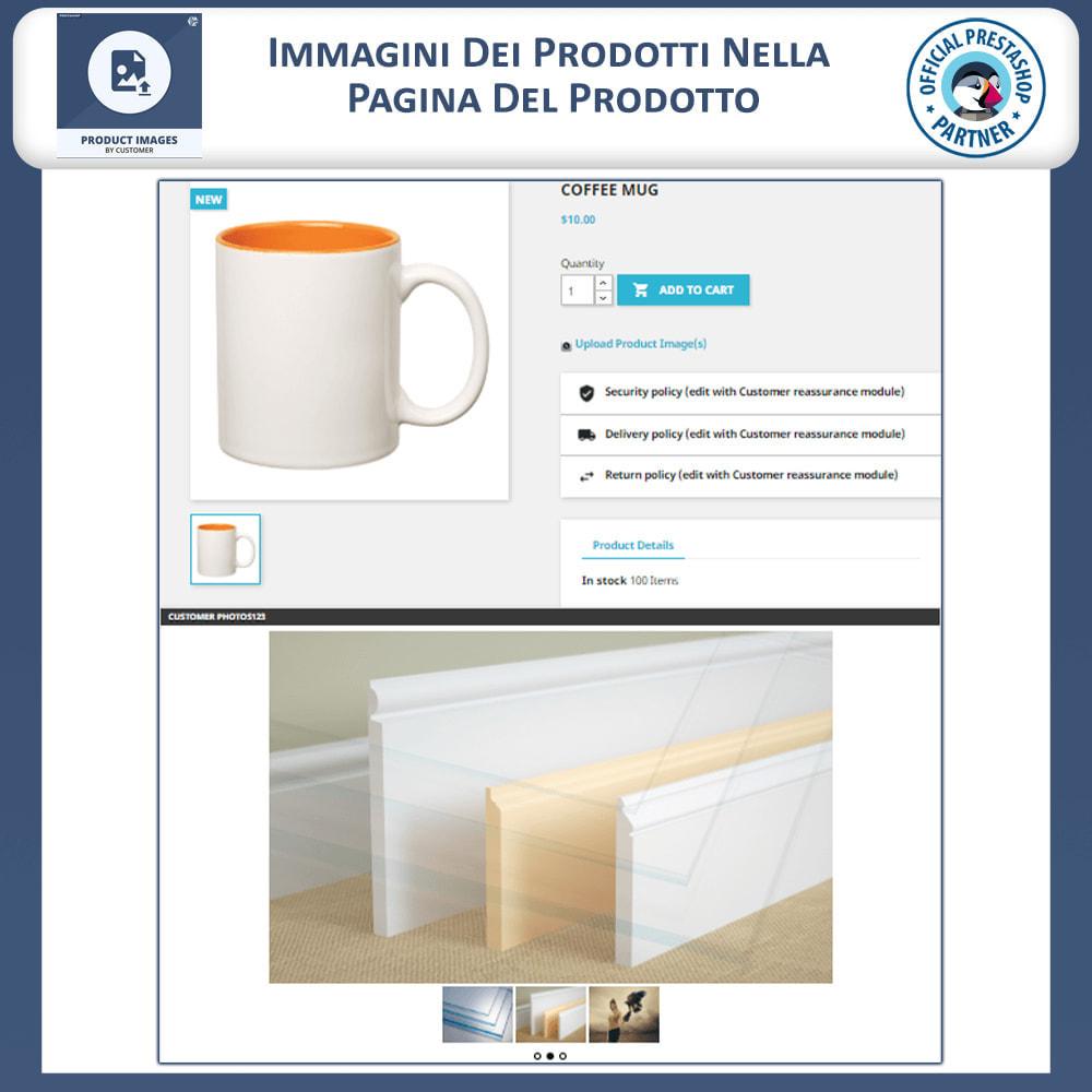 module - Visualizzazione Prodotti - Immagini Prodotti dai Clienti - 2
