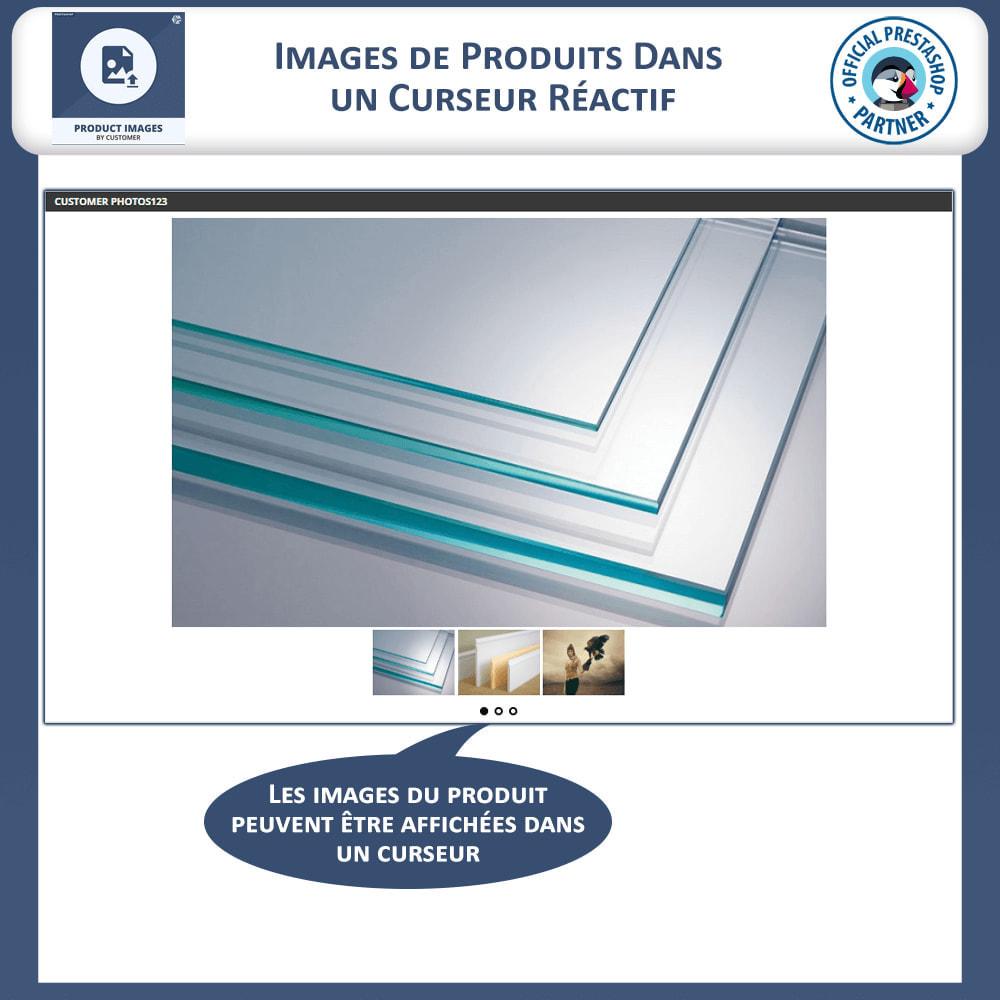 module - Visuels des produits - Les Images de produits par les clients - 3
