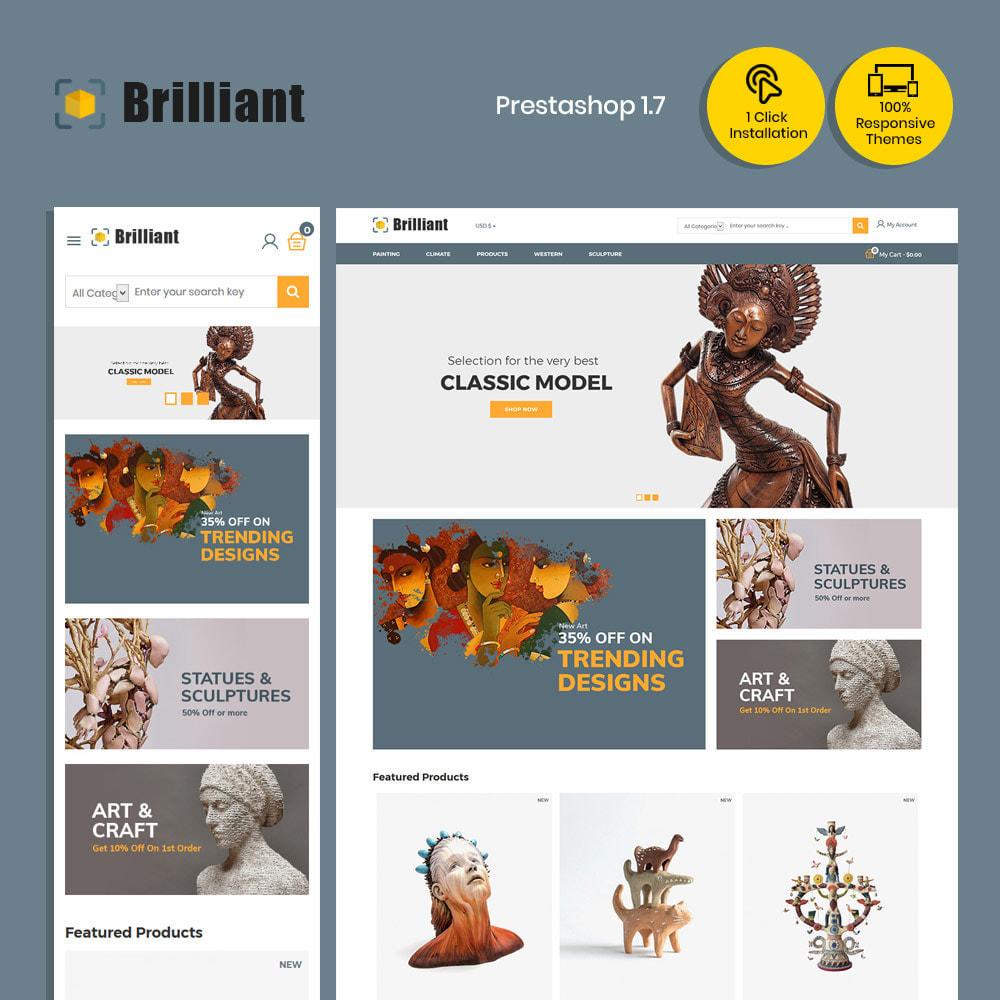 theme - Arte & Cultura - Brilliant Handcraft Collection - Art Store - 2