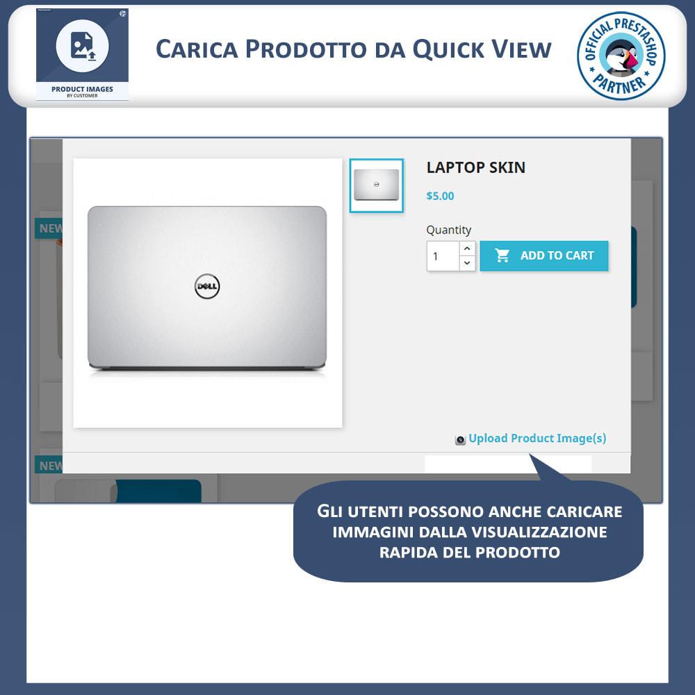module - Visualizzazione Prodotti - Immagini Prodotti dai Clienti - 6