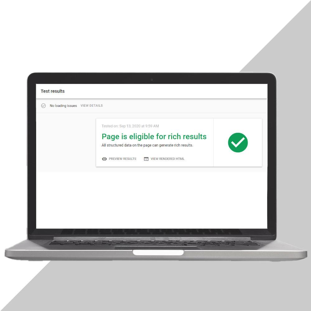 module - Естественная поисковая оптимизация - Google Rich Results - 1