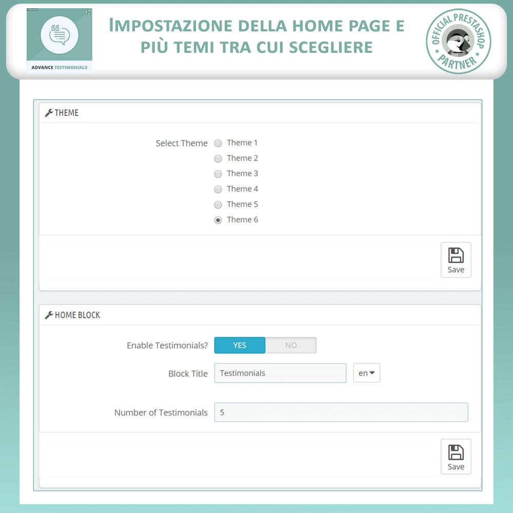 module - Recensioni clienti - Testimonianze anticipate - Recensioni Dei Clienti - 18