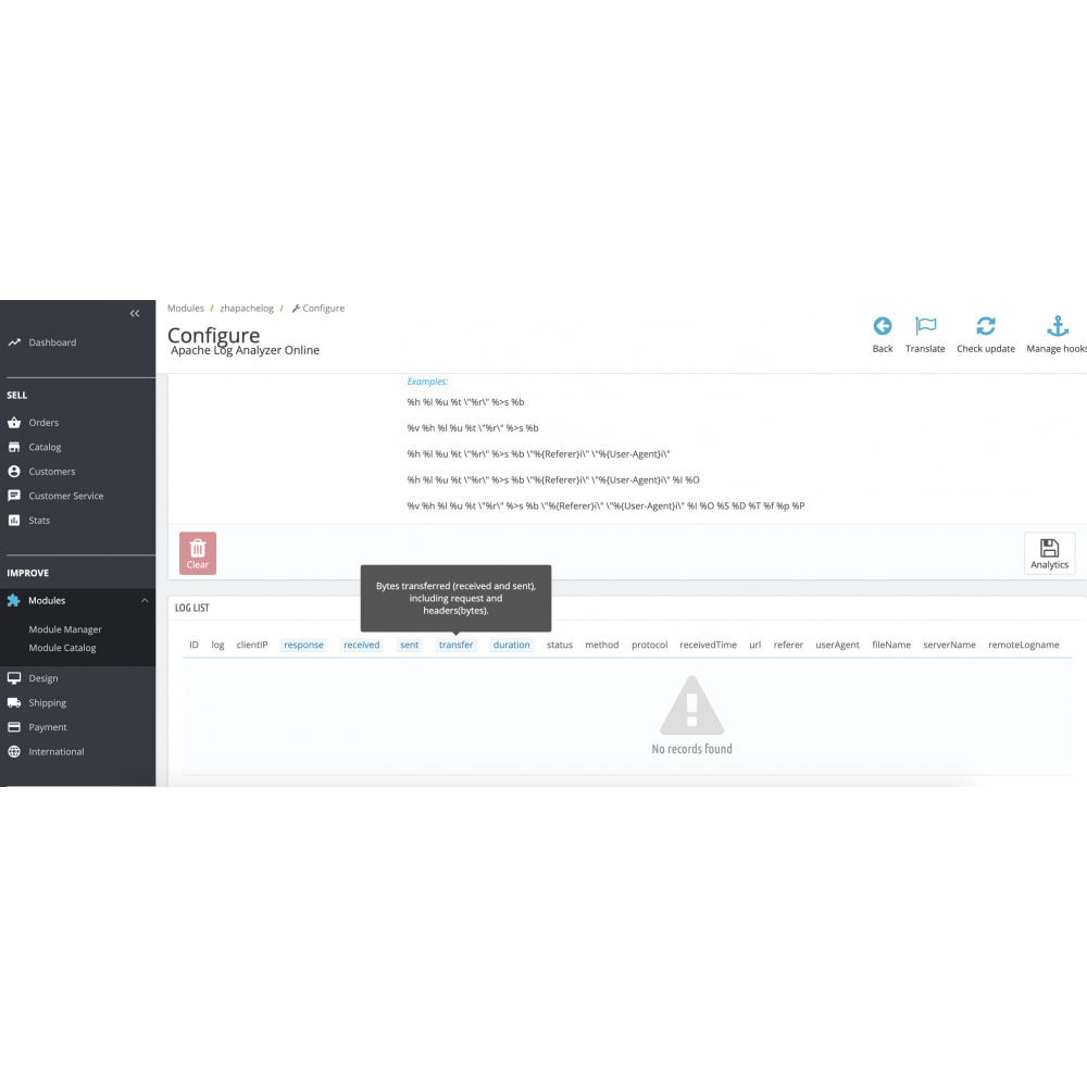 module - Remarketing & Shopping Cart Abandonment - Apache Log Analyzer - Mining Big Data for User Behavior - 2