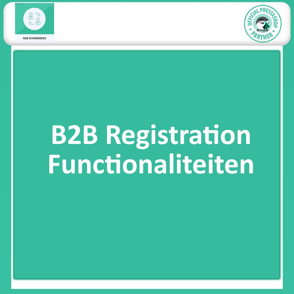 module - B2B - B2B E-commerce - 3