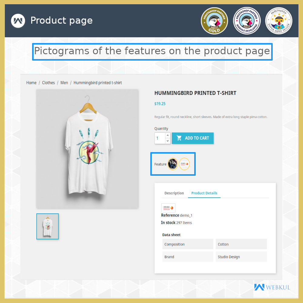 module - Combinations & Product Customization - Product Pictogram - 3