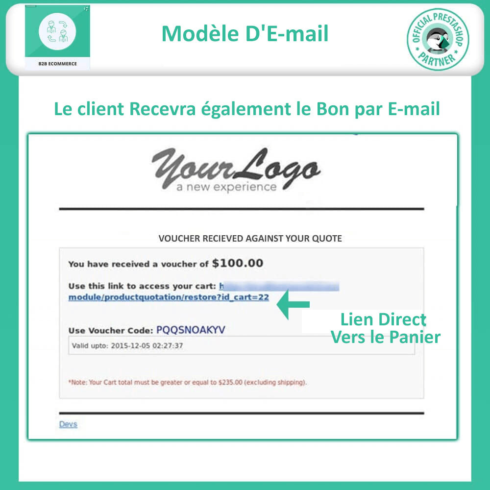 module - B2B - Commerce électronique B2B - 20