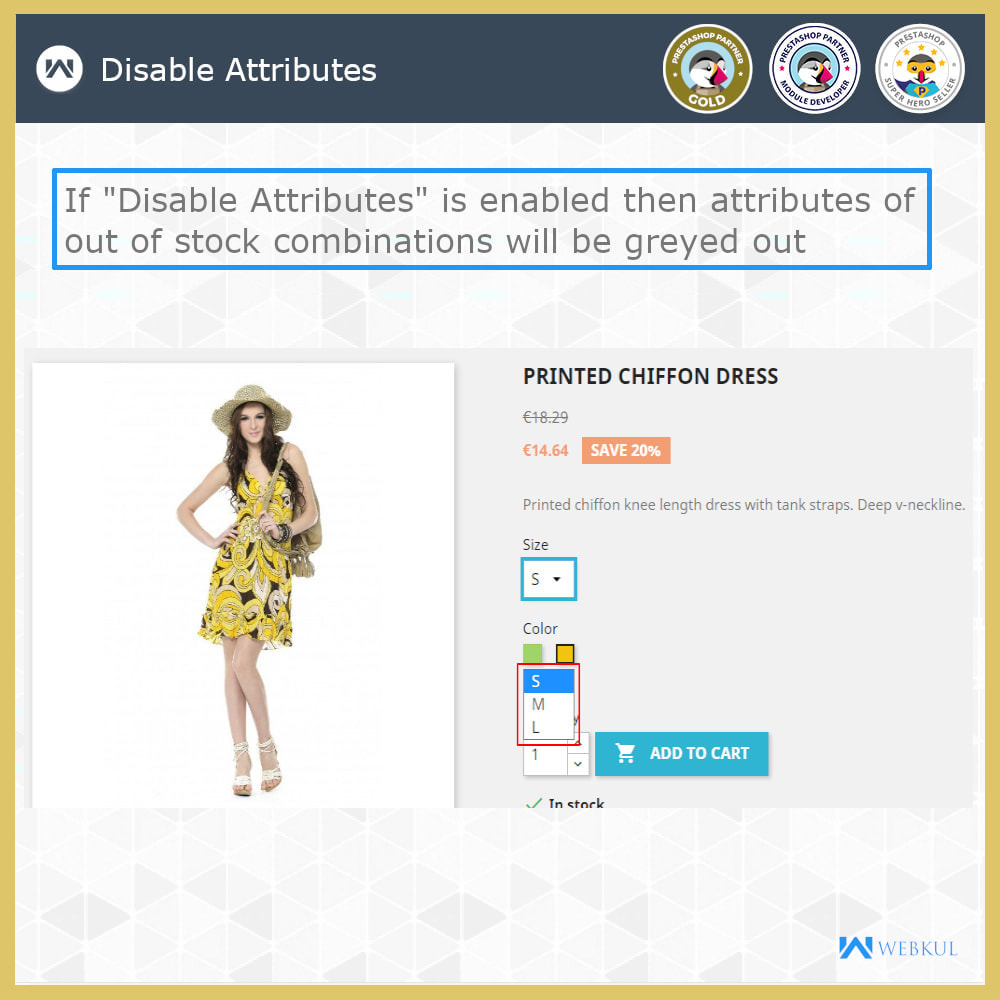 module - Combinations & Product Customization - Hide or Disable Attributes With Stock - 6