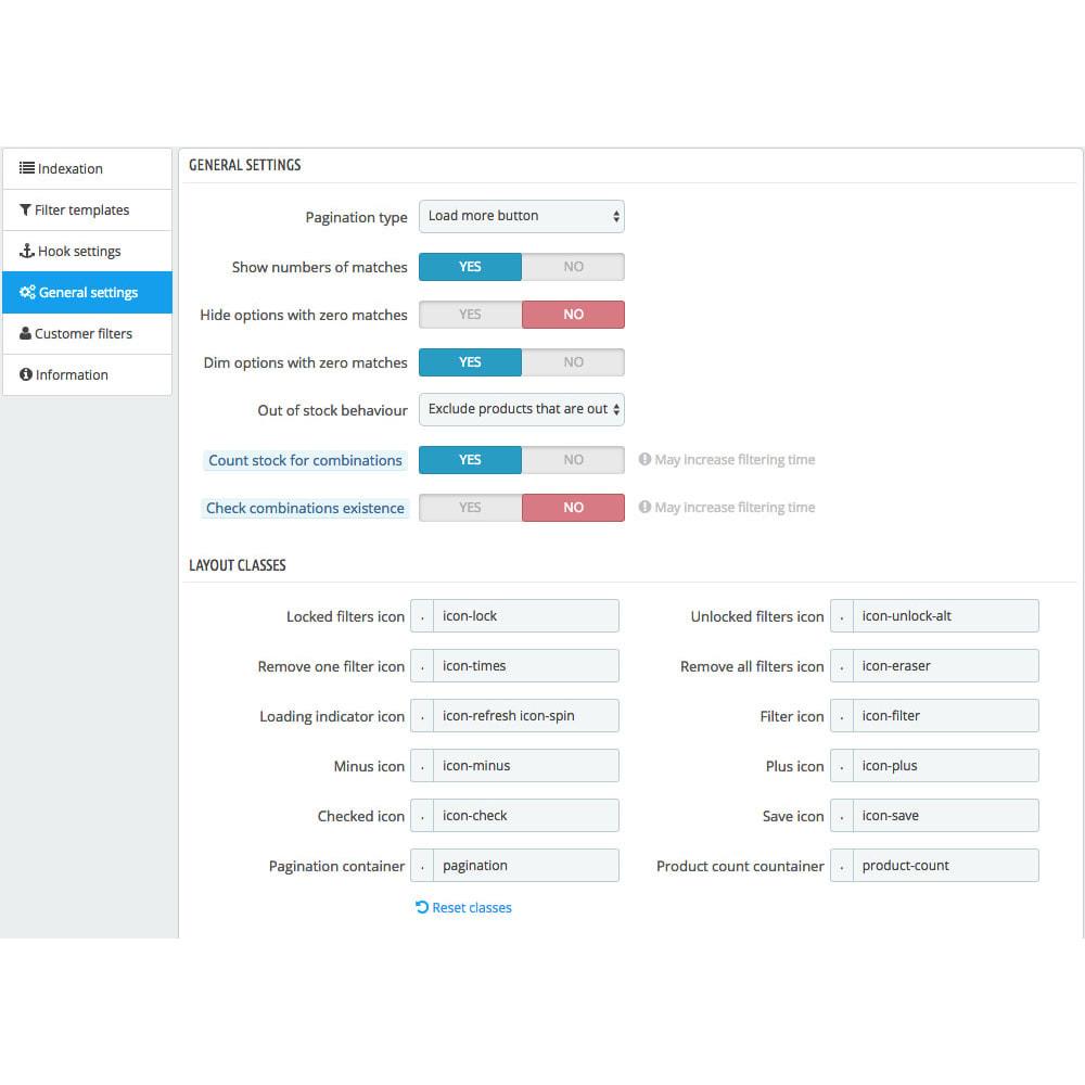 module - Wyszukiwanie & Filtry - Amazzing filter - 6
