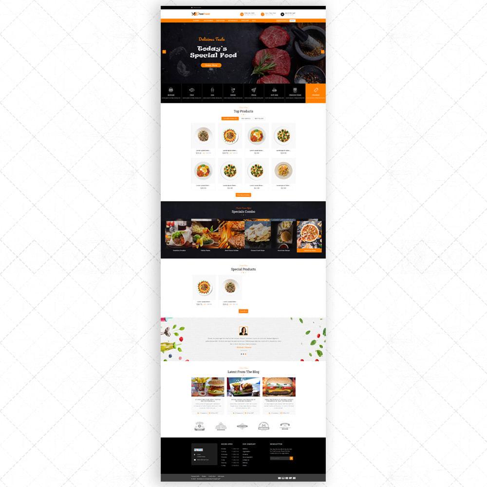 theme - Food & Restaurant - Fast Food - 2