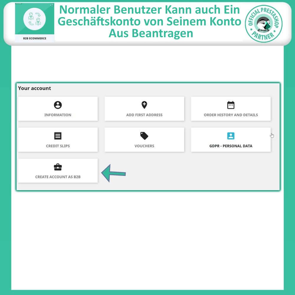 module - B2B - B2B E-Commerce - 6
