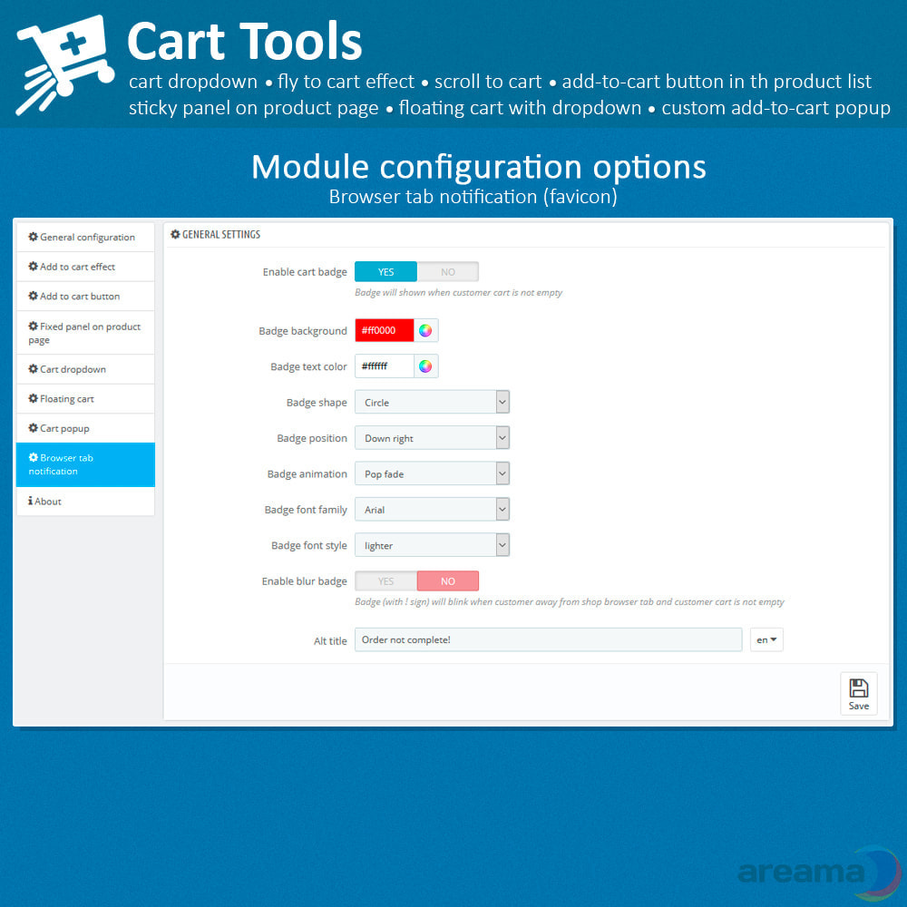 module - Pop-up - Cart Tools - cart dropdown, fly to cart, cart popup... - 19