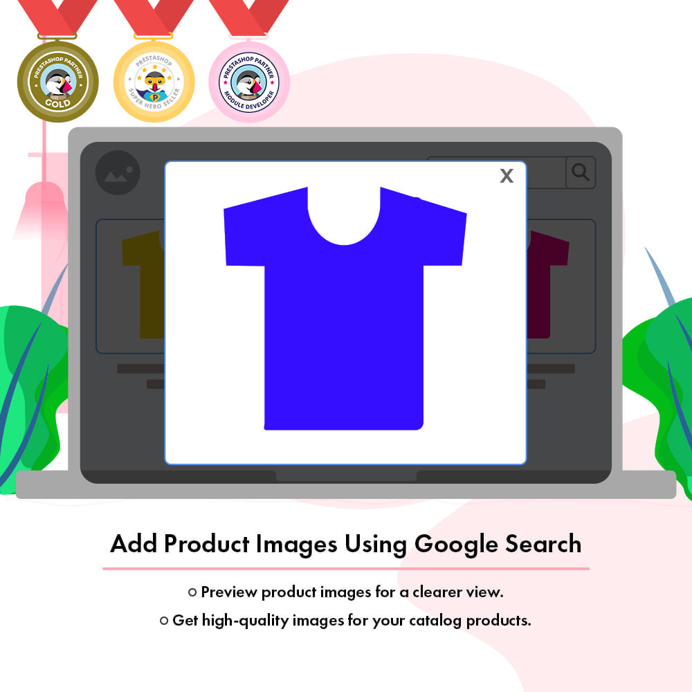 module - Pesquisa & Filtros - Add Product Images Using Google Search - 3