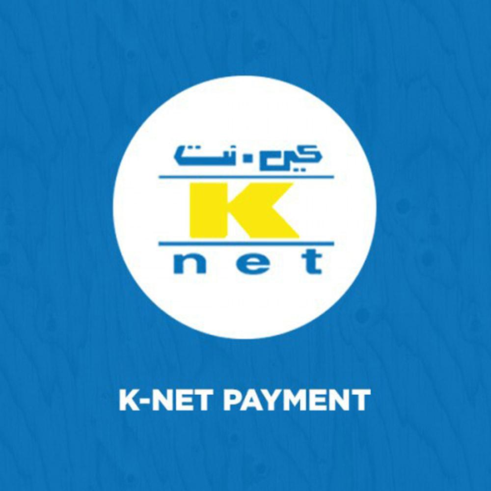 module - Betaling per Factuur - K-Net Payment - Kuwait's Leading Online Service - 1