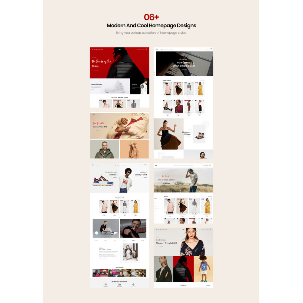 theme - Moda & Calzature - Noe - High Fashion Shop & Clothing Store - 2