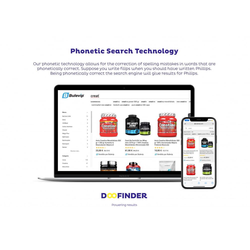 module - Suchen & Filtern - DooFinder On- Site Search - 4