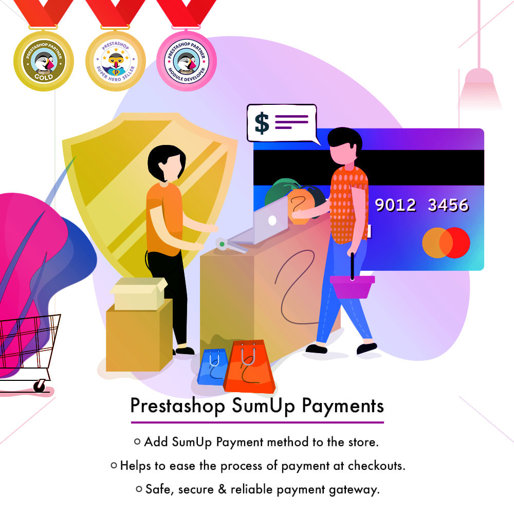 module - Payment by Card or Wallet - SumUp Payment Gateway - 1