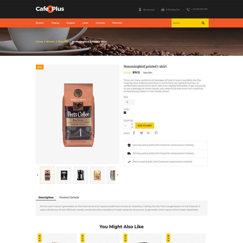 theme - Drink & Tobacco - Cafeplus Coffee - Tea Drink Store - 4