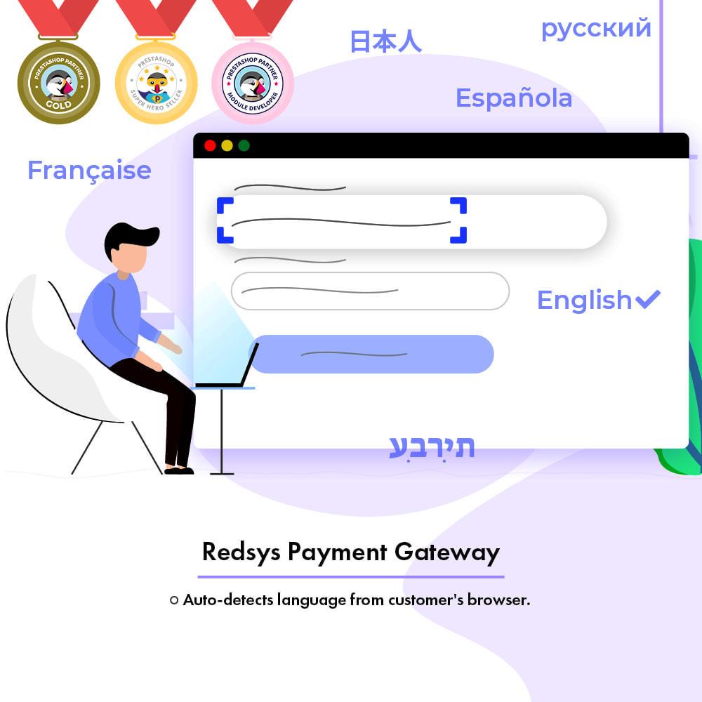module - Płatność kartą lub Płatność Wallet - Redsys Payment Gateway - 2