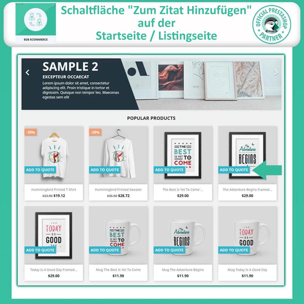 module - B2B - B2B E-Commerce - 12