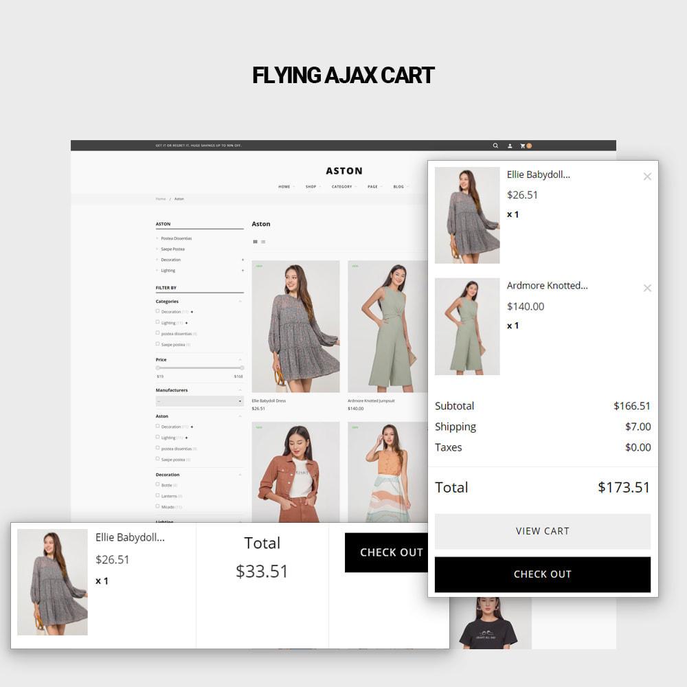 theme - Fashion & Shoes - Aston - Fashion Store & Furniture Shop - 4